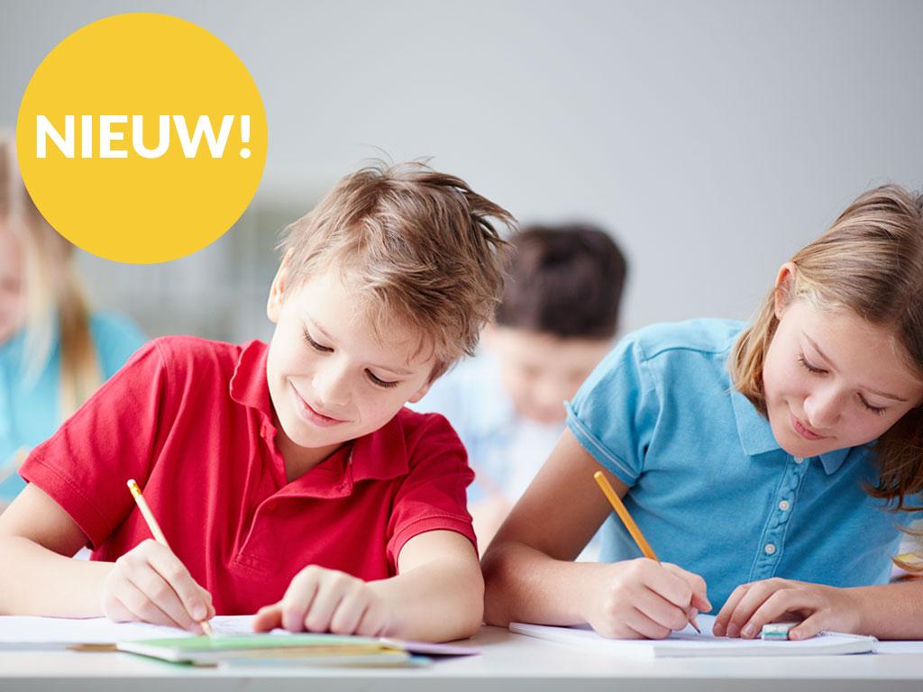 Studiehonk huiswerkbegeleiding basisschool